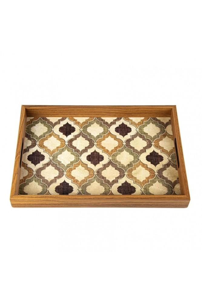 Tava Decorativa Maroccan Style