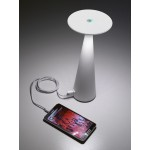 Lampa Reincarcabila Dama cu Phone Charger