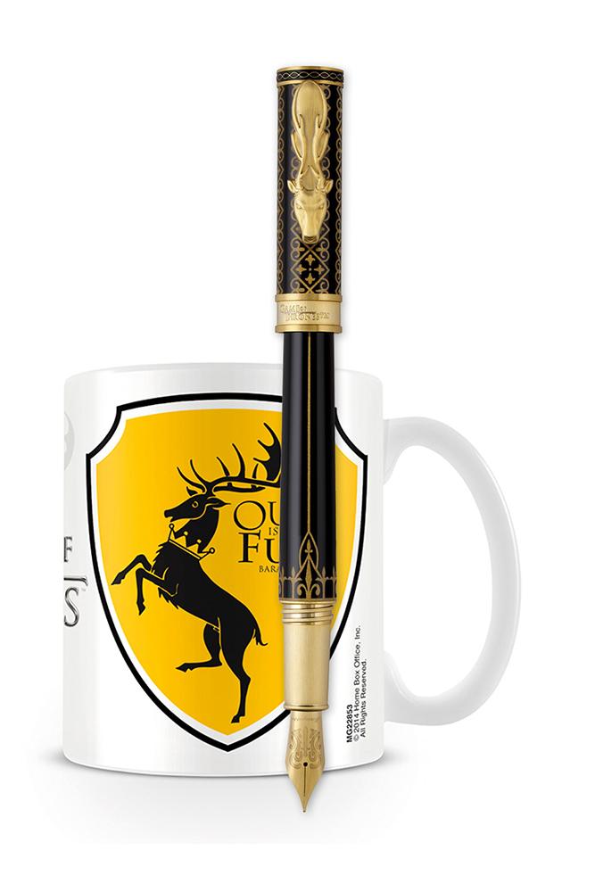 Stilou GoT Baratheon, Medium