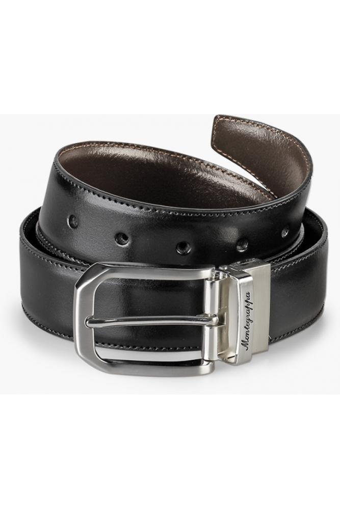Natural Calf Leather Black/Brown
