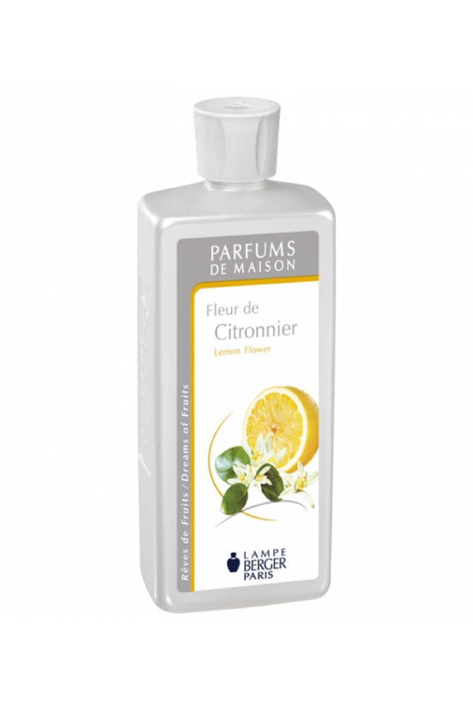 Parfum pentru lampa catalitica Lemon Flower Chic 500ml