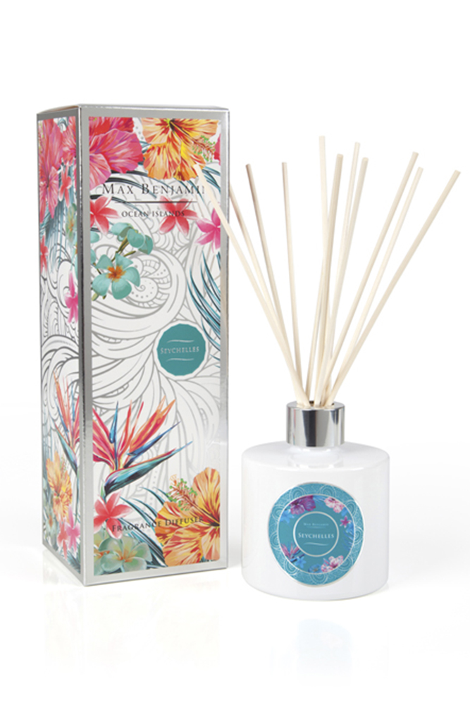 DIFFUSER: OCEAN ISLANDS SEYCHLLES