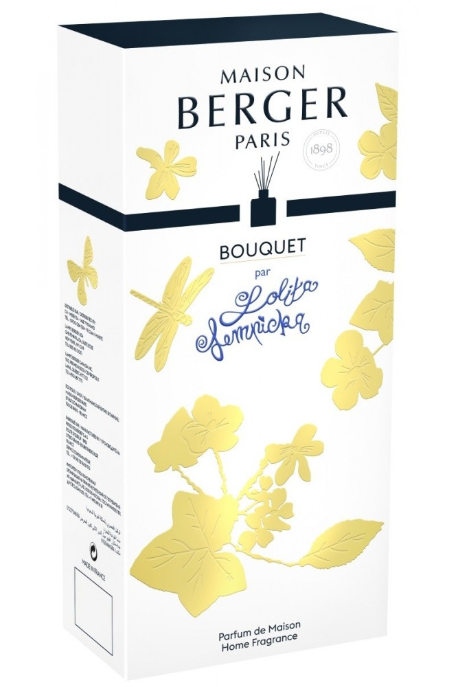 Difuzor parfum camera Berger Bouquet Decouverte Lolita Lempicka Mauve 115 ML
