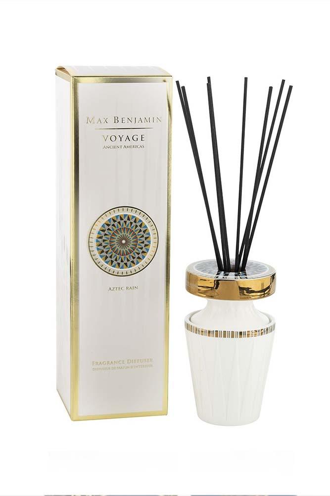 Difuzor parfum Max Benjamin Voyage - Ancient Americas Aztec Rain 150ml