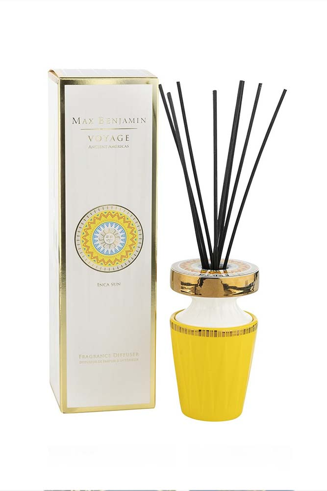 Difuzor parfum Max Benjamin Voyage - Ancient Americas Inca Sun 150ml