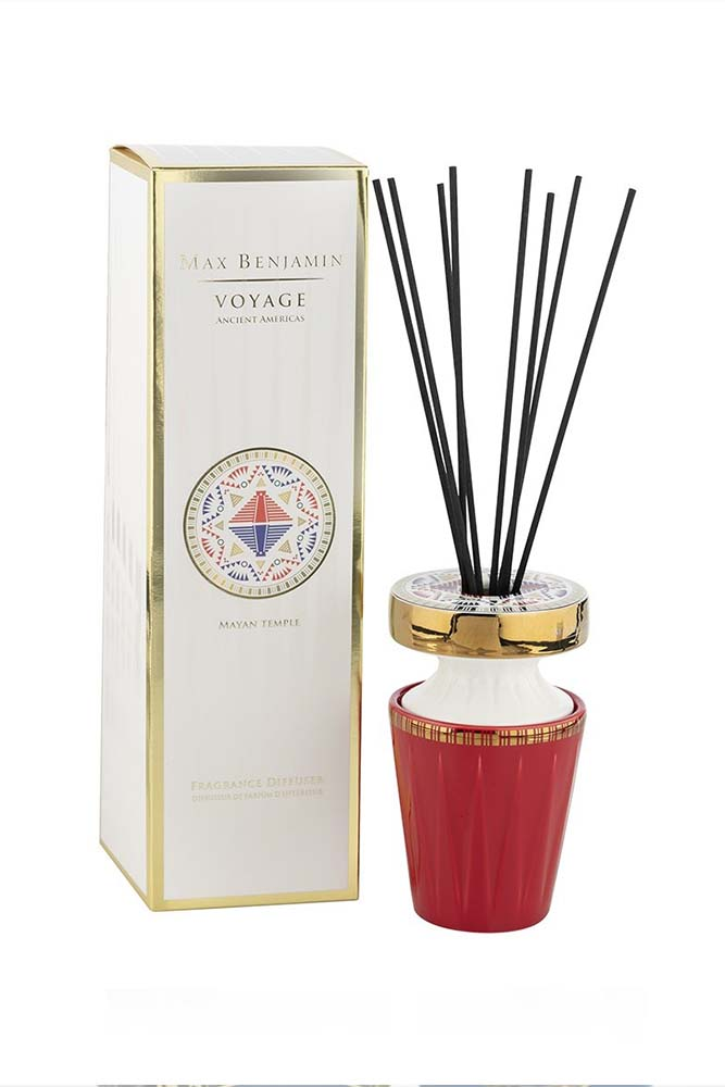 Difuzor parfum Max Benjamin Voyage - Ancient Americas Mayan Temple 150ml