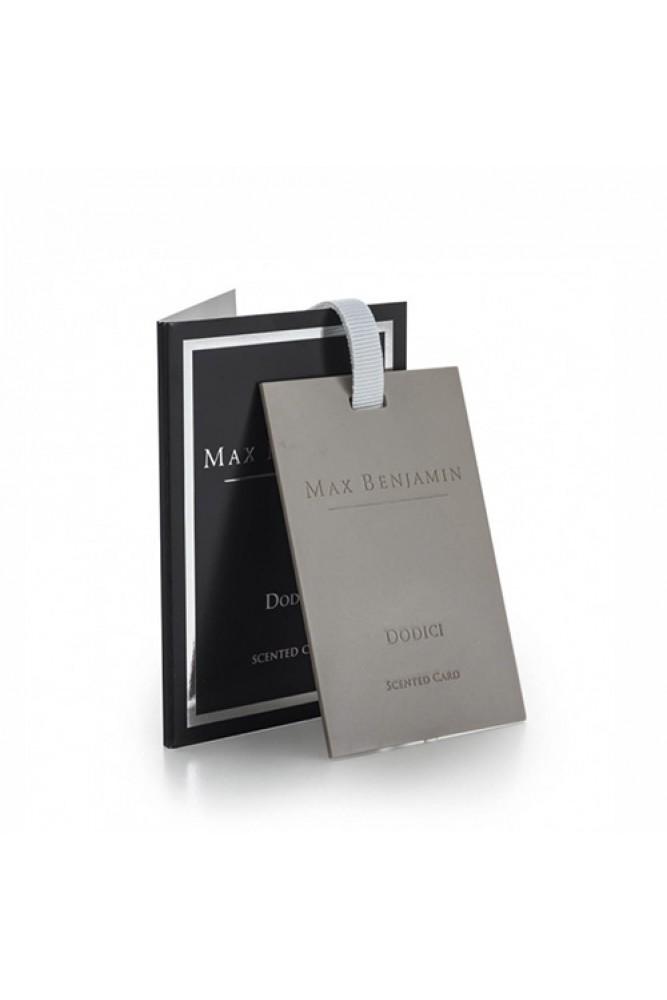 Card parfumat Max Benjamin Classic Dodici
