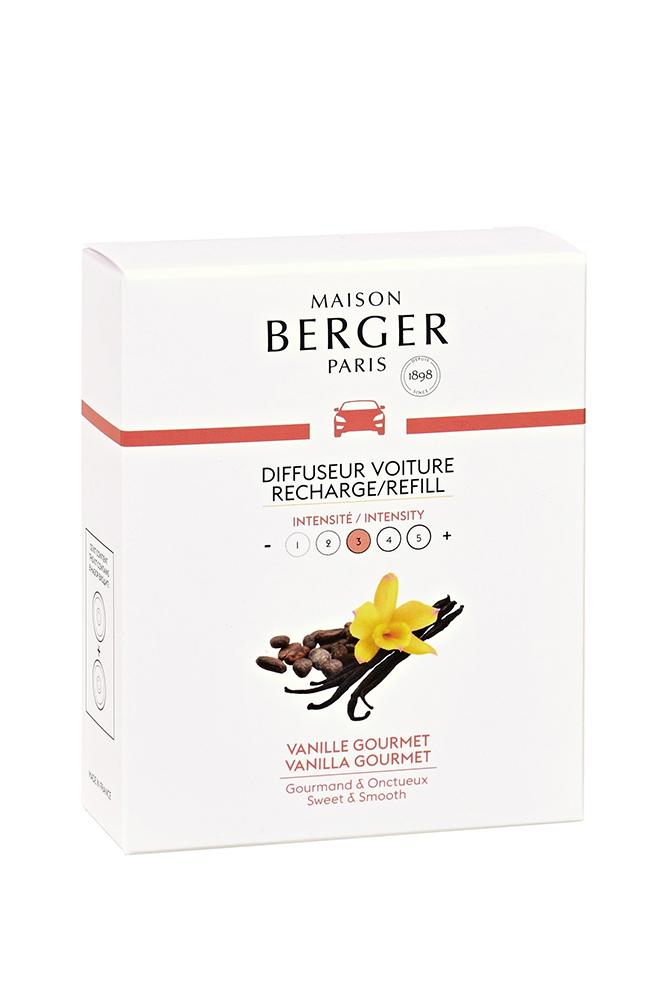 Rezerve ceramice odorizant masina Berger Vanille Gourmet